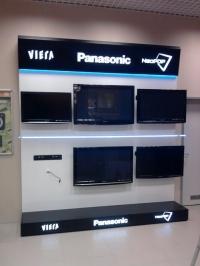 Panasonic dem� fal